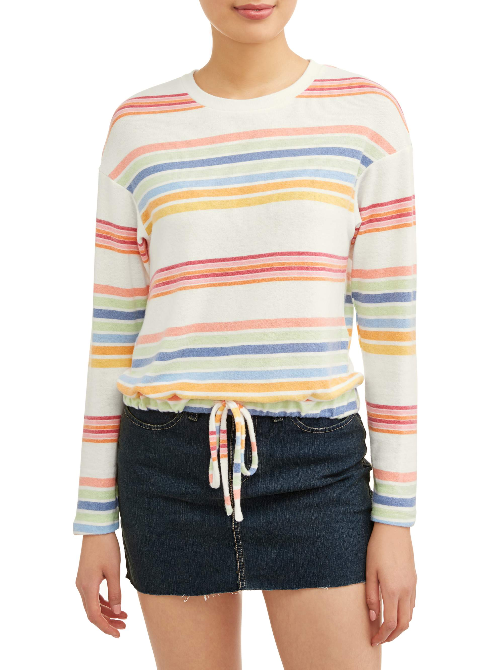 e12c896bb27 Amazon.com: black and white striped shirt juniors