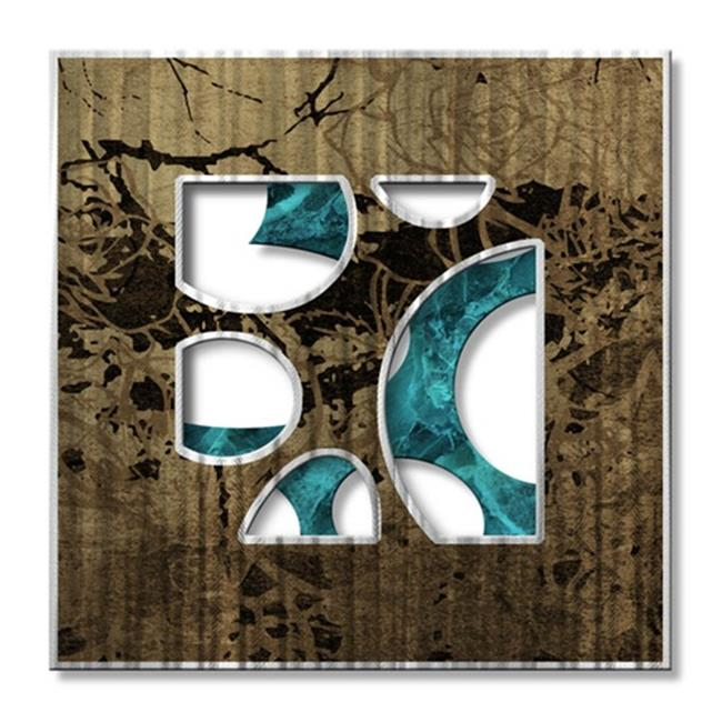 All My Walls ABS00272 Ash Carl Designs Abstract Window