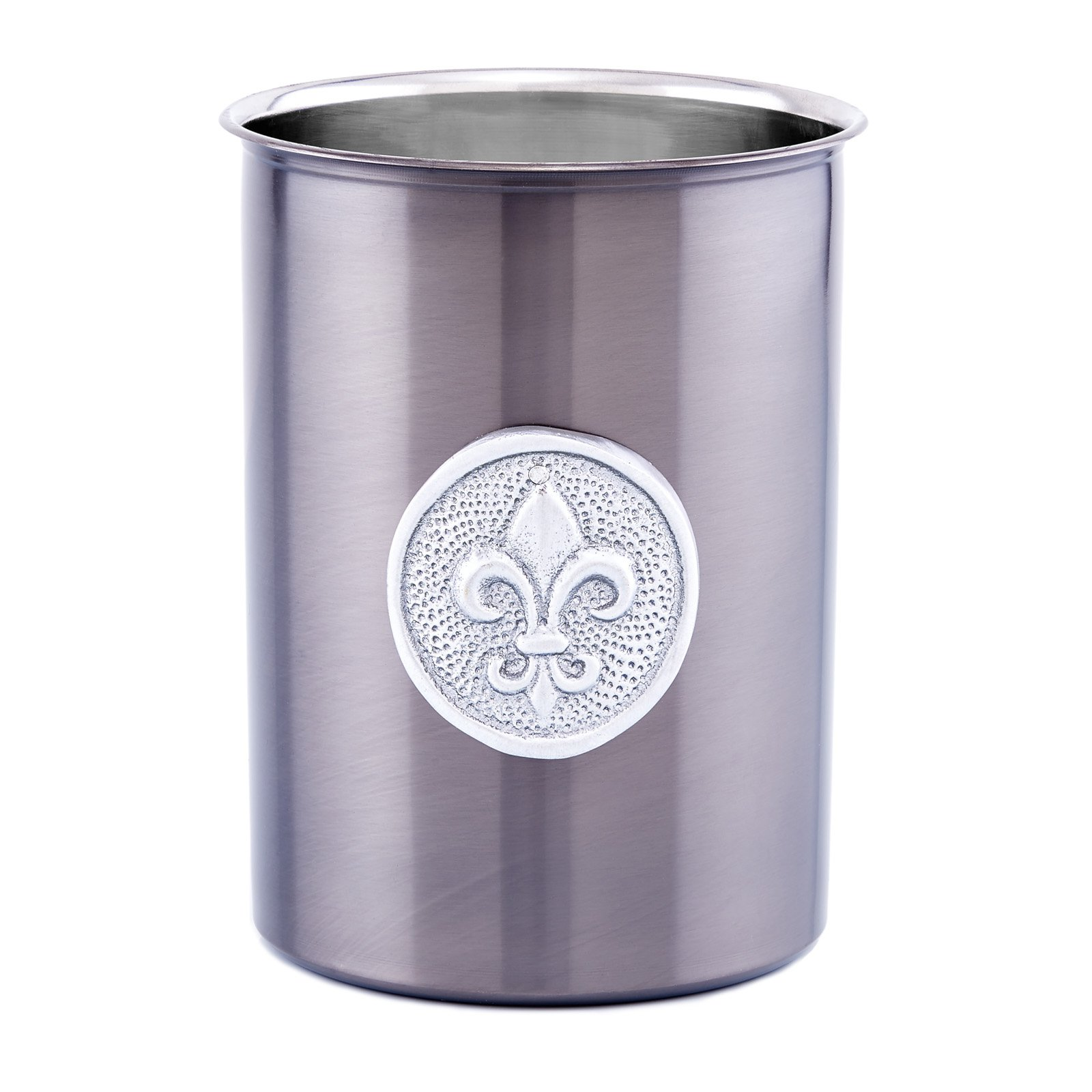 Old Dutch International Fleur de Lis Kitchen Tool Caddy