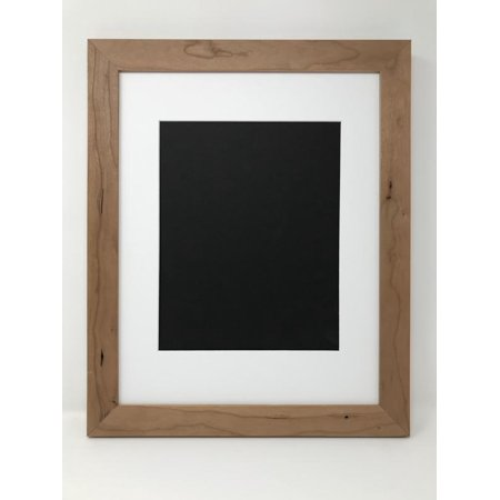 16x20 1 25 Quot Natural Rustic Solid Wood Picture Frame With