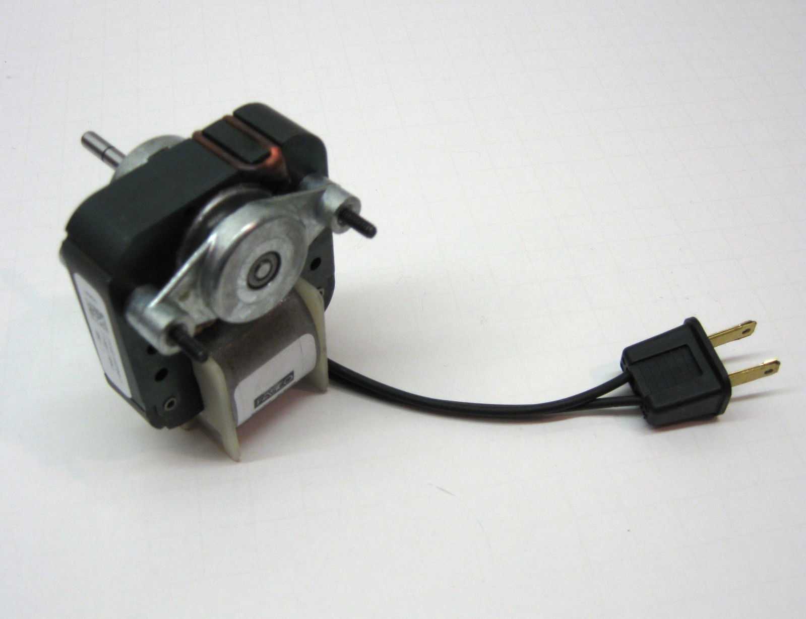60100 Packard Bathroom Fan Vent Ventilator Motor For 0648 0027 Refrigerator Replacement Parts Repalcement And Diagram