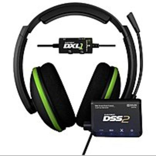 Turtle Beach Ear Force TBS-2122-01 DXL1 Gaming Headset - (Refurbished)