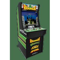 Rampage Arcade Machine, Arcade1UP, 4ft