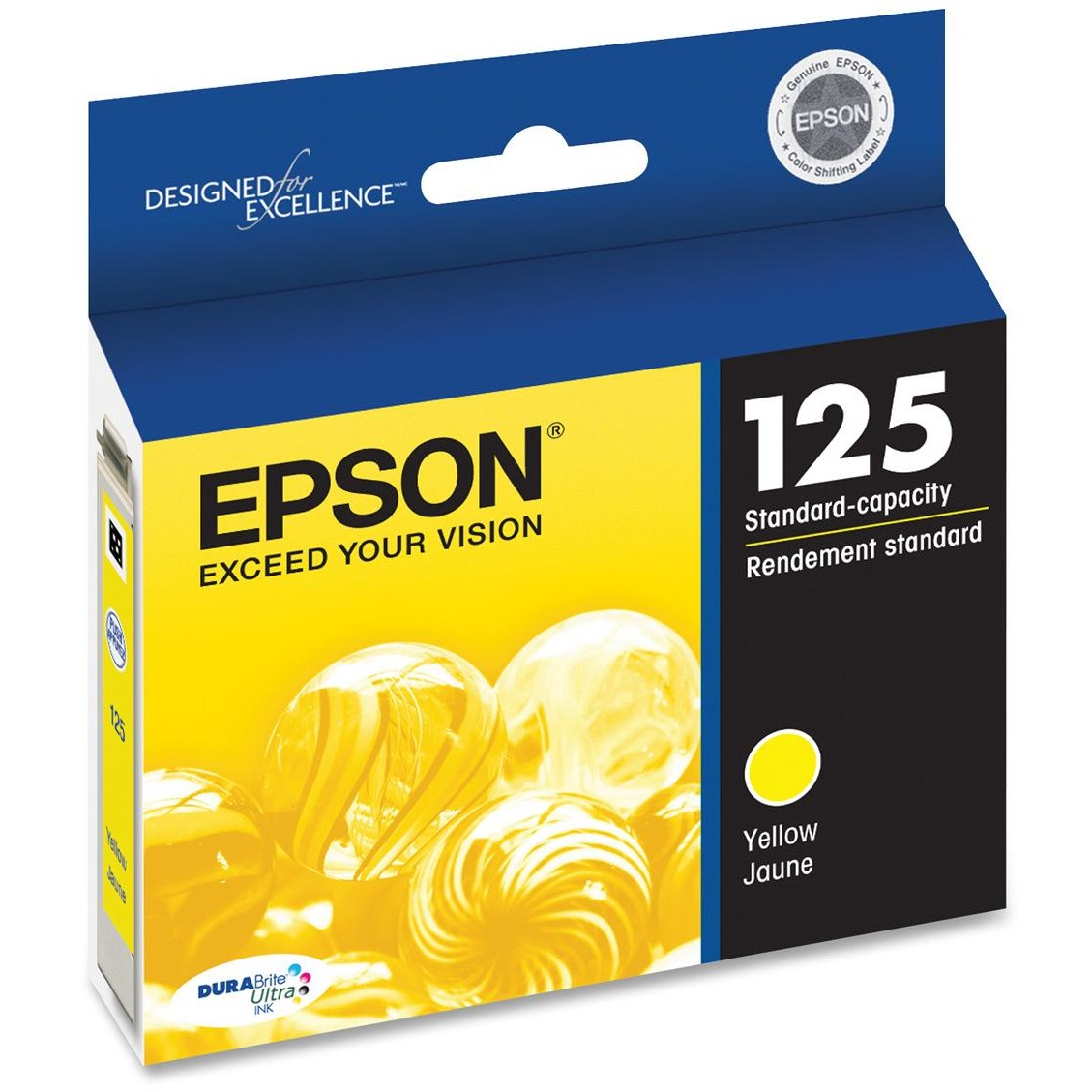Epson, EPST125420, T125120/22/320/420 Ink Cartridges, 1 Each
