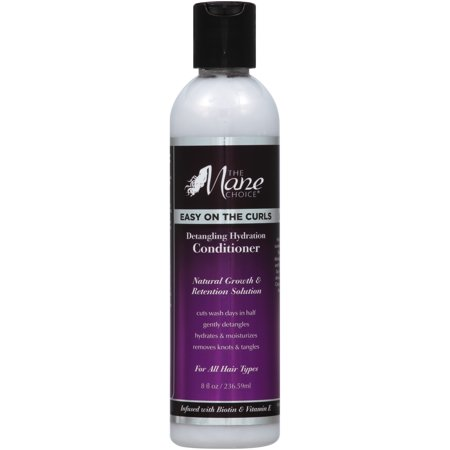 The Mane Choice Soft as Can Be Detangling Hydration Conditioner 8 fl. oz. Bottle Detangling Light Conditioning Mist