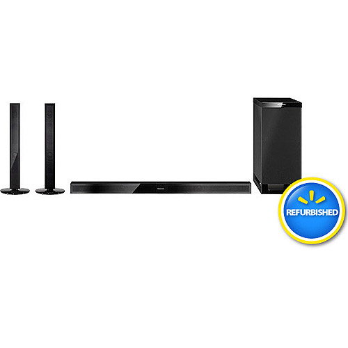 Panasonic Sound Bar Home Cinema System W