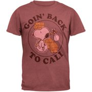 Peanuts - Goin Back To Cali Soft T-Shirt