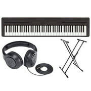 Yamaha P-45 Digital Piano with Stand and Headphones