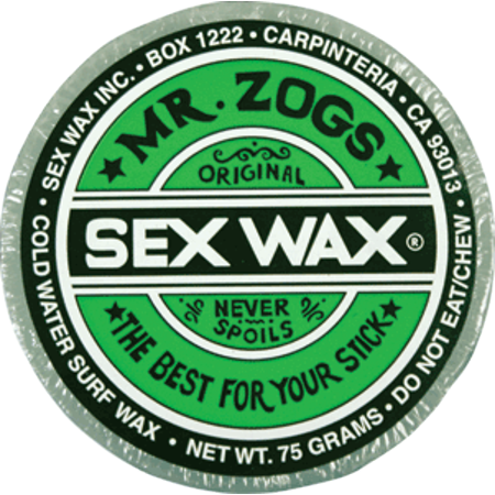 Sex Wax Og  Surf Wax  Cold Assorted    Pack Of 3