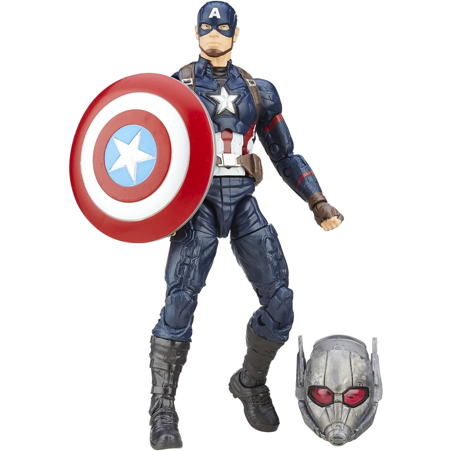 "Marvel 6"" Legends Series Captain America Figure"