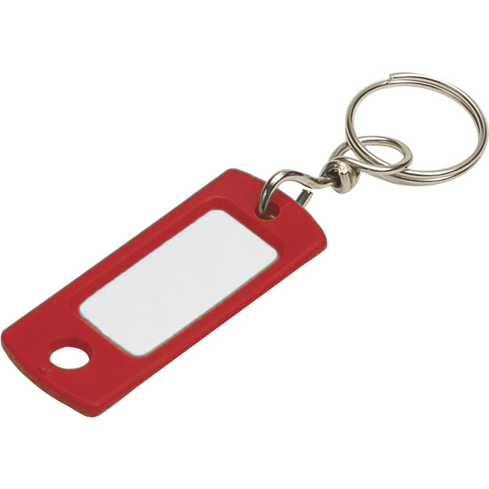 Lucky Line 2 Pack Id Key Tag with Swivel 16802 by Lucky Line
