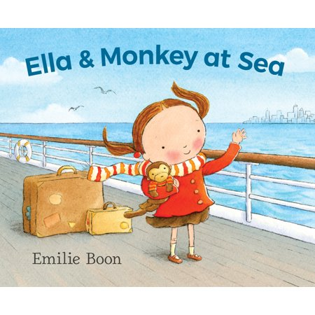 Ella and Monkey at Sea