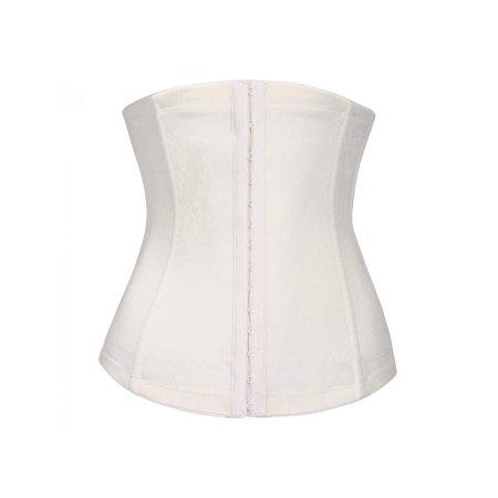 d28c2de8d0 Women Shapewear Hi-Waist Firm Control Waist Cincher Corset Slimming Girdle  MAEHE - Walmart.com