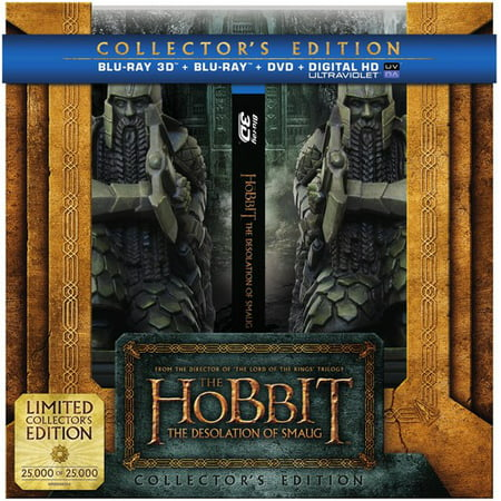 The Hobbit: The Desolation Of Smaug (Blu-ray + Digital