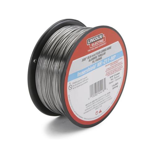 Lincoln Electric ED030584 Inner Shield NR-211 Flux-Core Welding Wire, .035-In. by LINCOLN ELECTRIC CO