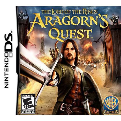 Lord Of Rings Aragorns Quest DS