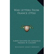 War Letters from France (1916)