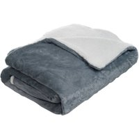 Somerset Home Super Plush Sherpa Bed Blanket, Multiple Sizes and Colors