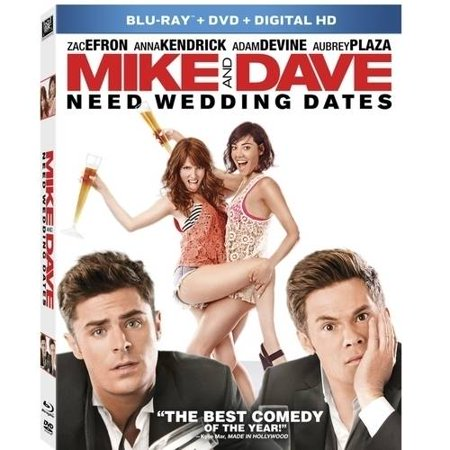 Mike   Dave Need Wedding Dates  Blu Ray   Dvd   Digital Hd