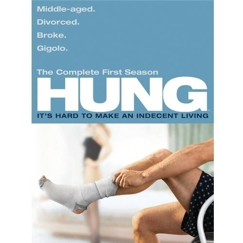 HUNG-COMPLETE 1ST SEASON (DVD/2 DISC/WS-16X9)