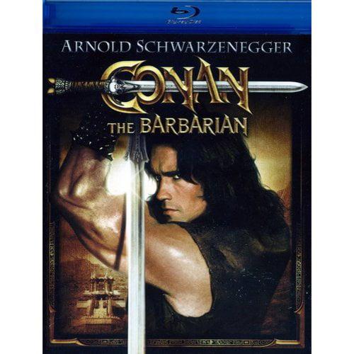 Conan The Barbarian (1982) (Blu-ray) (Widescreen)