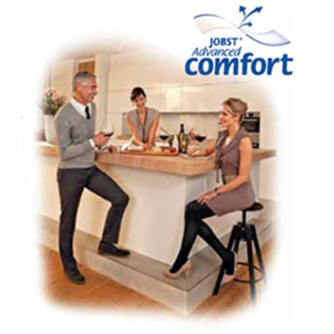 Jobst 715320 Seamless Soft Two Leg Open Toe Chaps