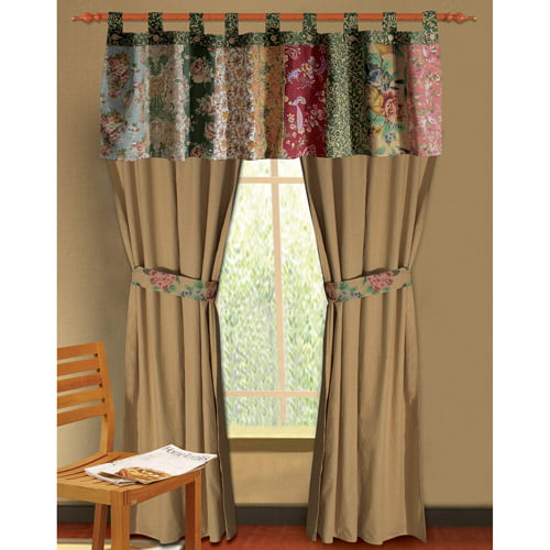 Global Trends Antique Chic Window Valance by Greenland Home Fashions