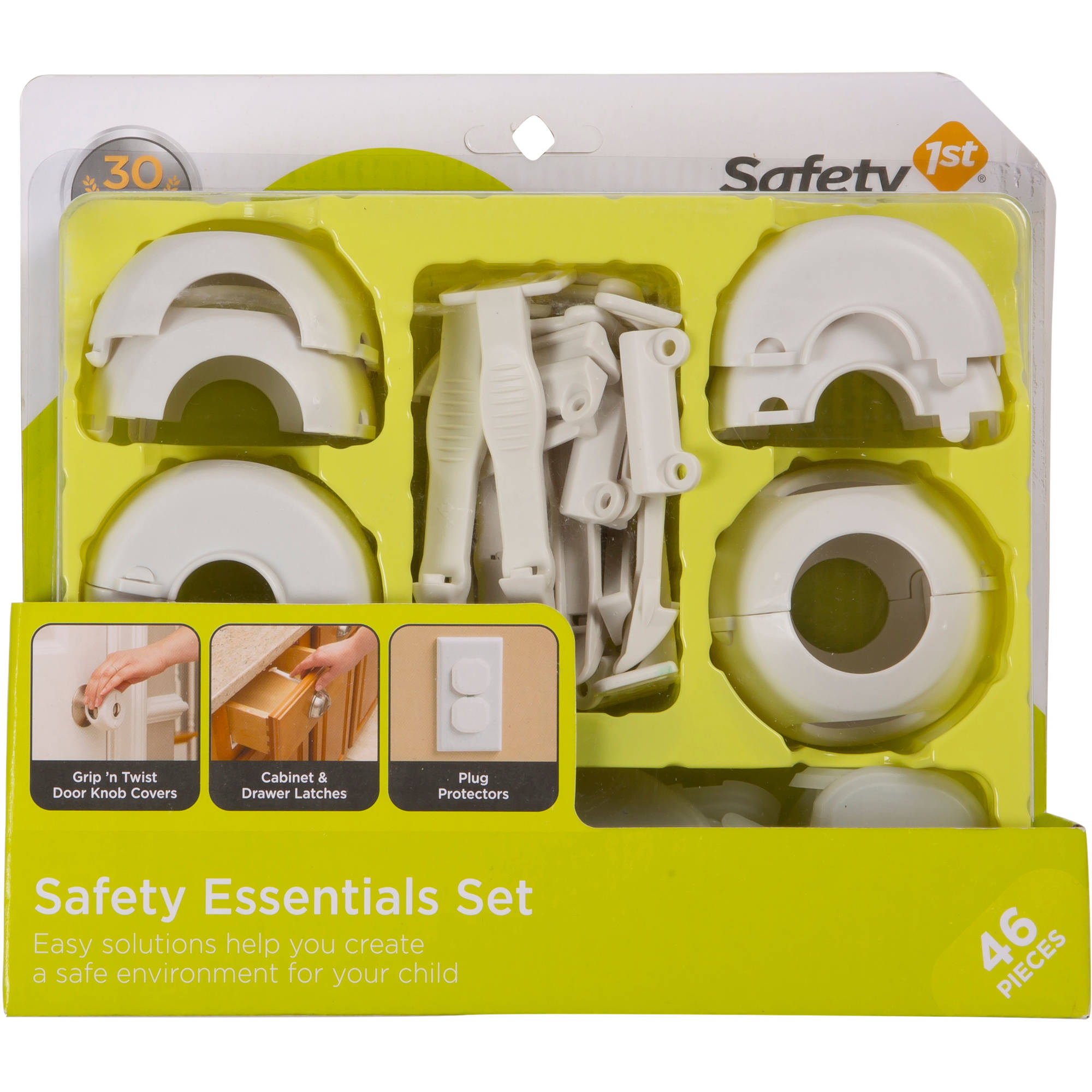 Safety 1st Safety Essentials Kit, 46 Pieces