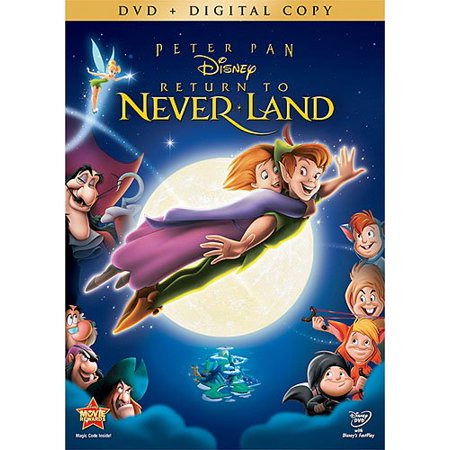 Buena Vista Peter Pan-return To Neverland-special Edition