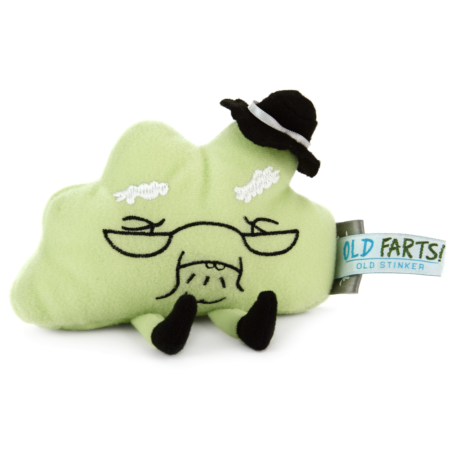 Hallmark Plush Sm Old Fart Old Guy