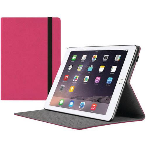 ILUV AP6URBFRP iPad Air(TM) 2 Urban Folio Case with PC Cr...