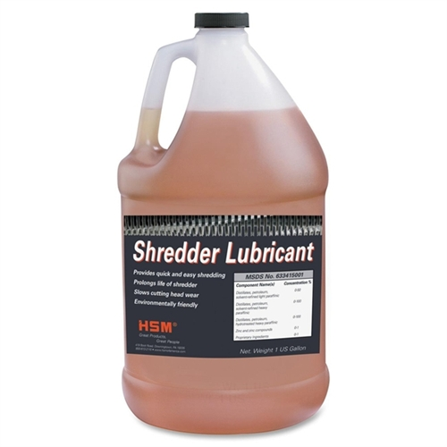 HSM Shredder Lubricant 315