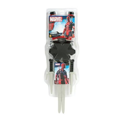 Deadpool Weapon Kit Adult Halloween Accessory ()