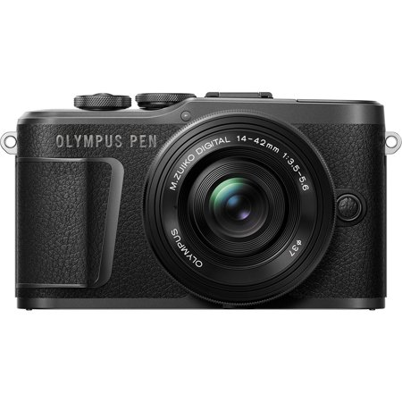 PEN E-PL10 Mirrorless Camera with Lens
