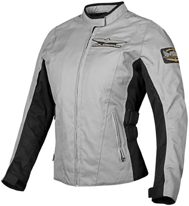Honda Collection 549493 Gold Wing Textile Touring Womens Jacket