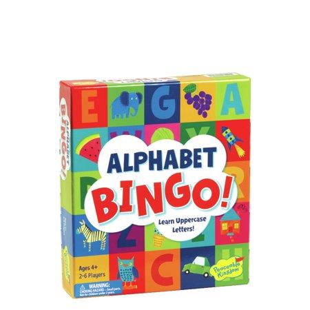 Alphabet Bingo: Alphabet Bingo (Other) ()