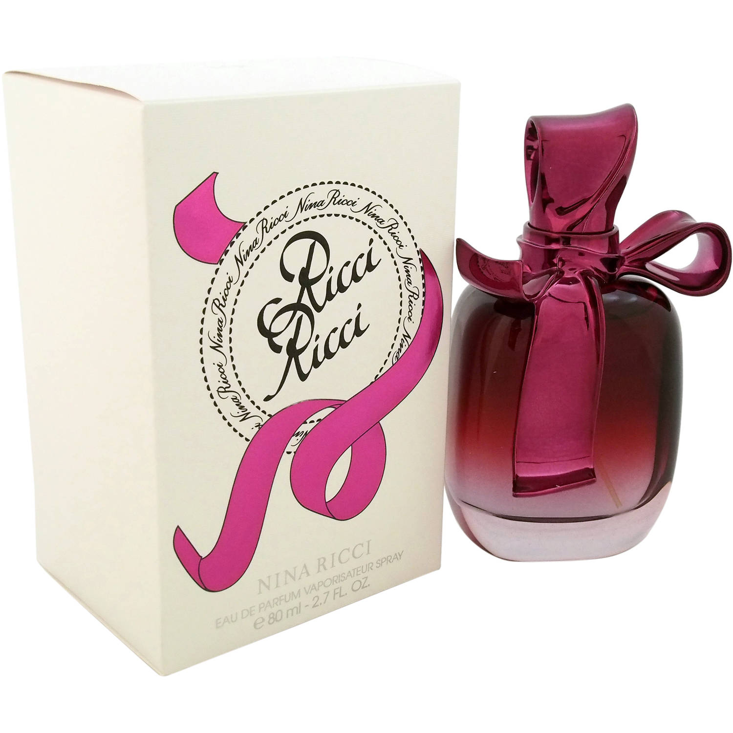 Ricci Ricci by Nina Ricci for Women EDP Spray, 2.7 oz