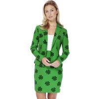 OppoSuits Women's St. Patrick's Girl Irish Suit