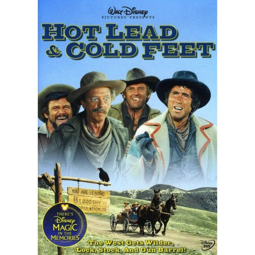 Hot Lead & Cold Feet (Widescreen)