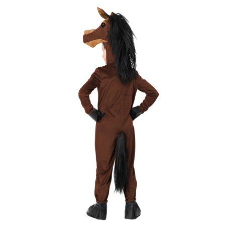 Childrens Horse Costume - Horus Costume