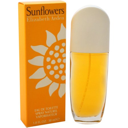 Elizabeth Arden Sunflowers For Women Eau De Toilette Spray  1 Oz
