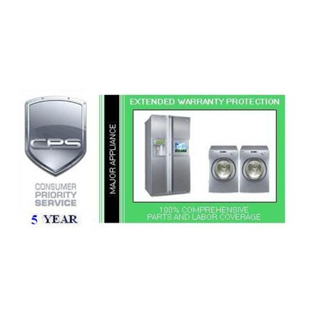 Consumer Priority Service LGAP3CMB5-10000 5 Year 3 Appliance Combo under $10 000.00- -