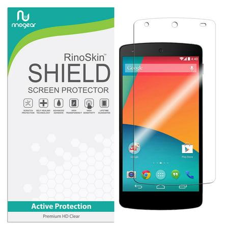 Google Nexus 5 Screen Protector RinoGear Flexible HD Crystal