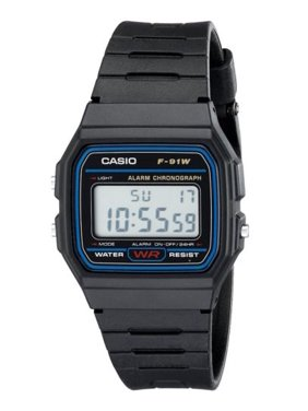 617697bf272b Product Image F91W-1 Classic Resin Strap Sport Watch