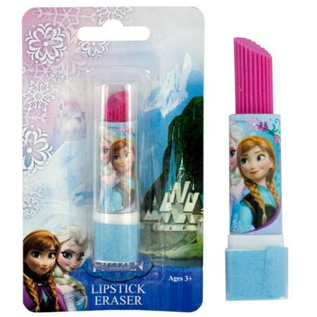 Licensed Lipstick Erasers  Pom Pom Pens (Pack Of 24)