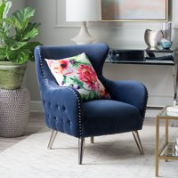Belham Living Channing Tufted Arm Chair