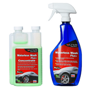 Ultima Waterless Wash Concentrate Kift For Auto Truck Car & RV 42:1 Concentrate + 16.9 fl oz. Bottle & Empty Spray Bottle