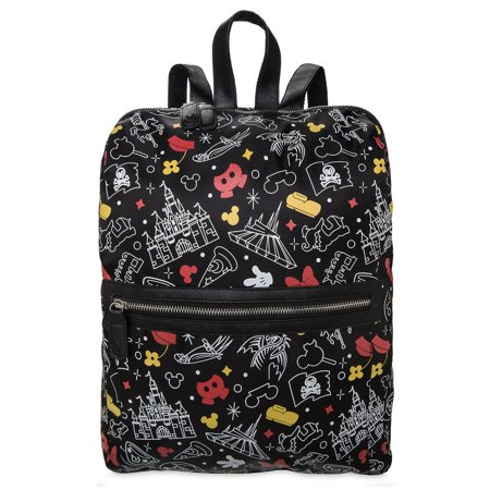 Disney Parks Icons Mickey and Minnie Backpack New with