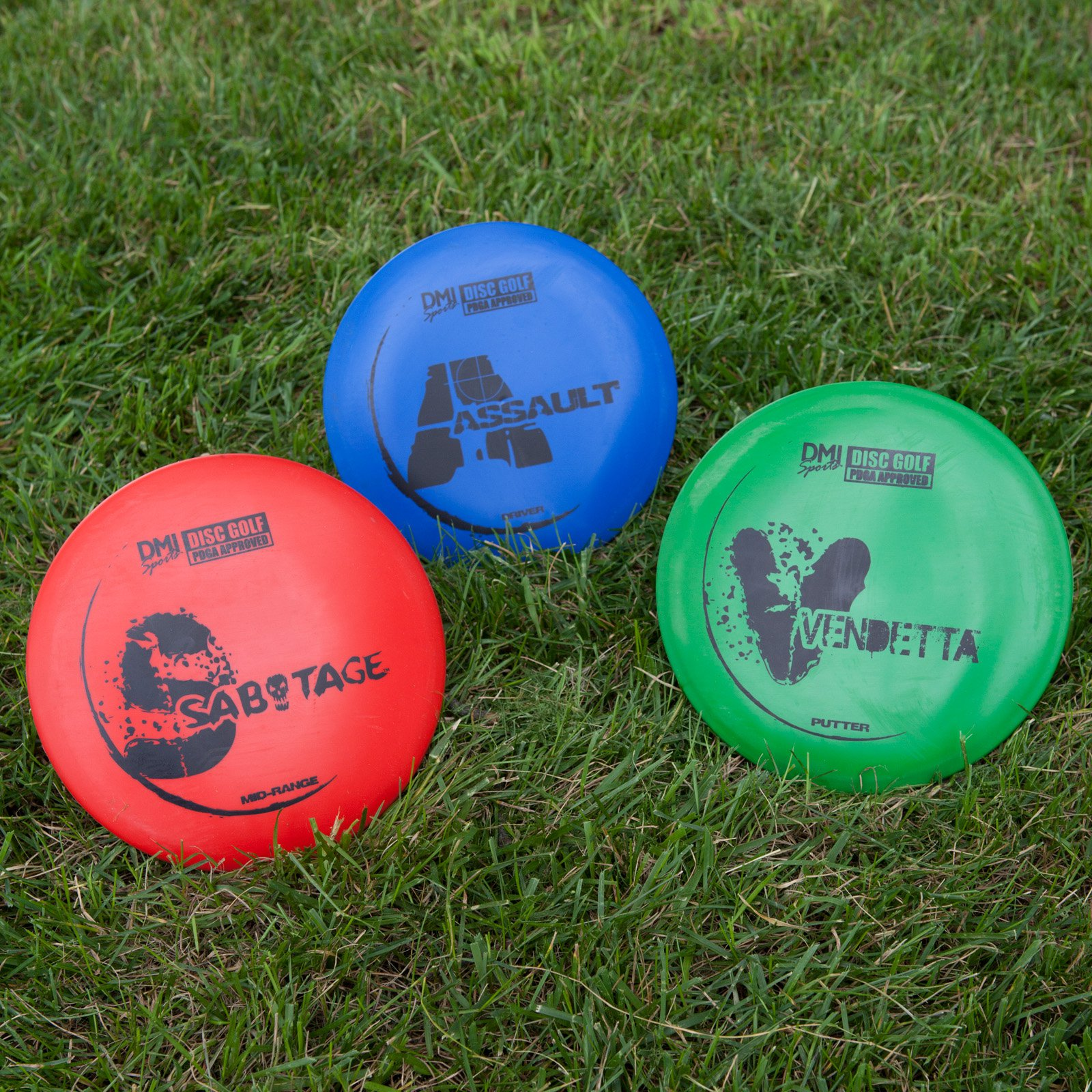 Verus Sports Expert Disc Golf Set by DMI Sports