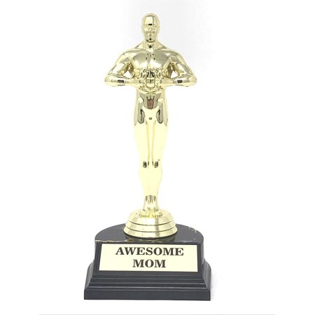 Aahs Engraving World's Best Award Trophy (Awesome Mom (7